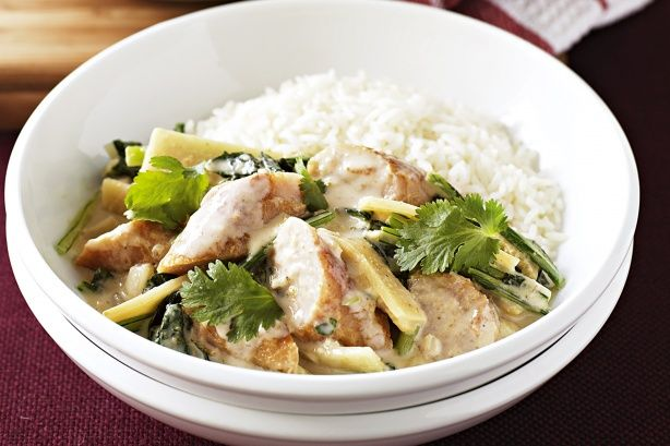 Young and old will love this flavoursome and varied take on a midweek meal.