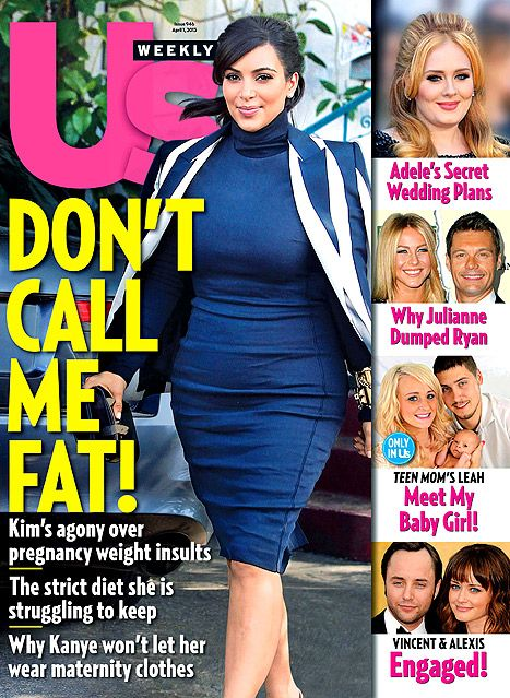 I think this is ridiculous. She's pregnant, for crying out loud.