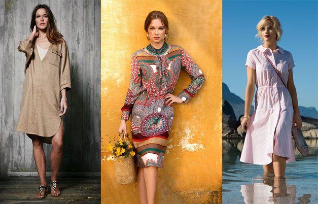 Платье-шемизье: кому идет и с чем носить? Советы дизайнера #burdastyle #burda #мода #fashion
