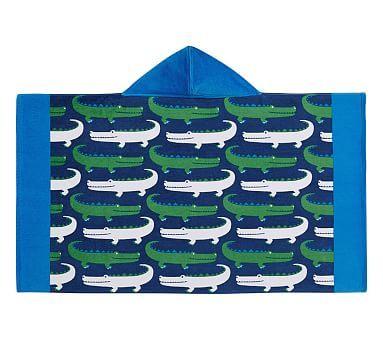 Repeat Gator Nursery Beach Wrap #pbkids