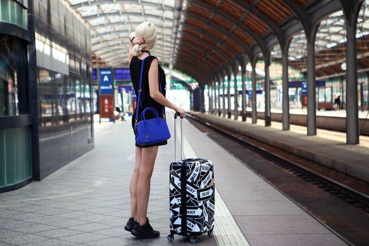 Przepiękny wrocławski dworzec, śliczna MERIWILD i bestseller BG Berlin: walizka AllWays