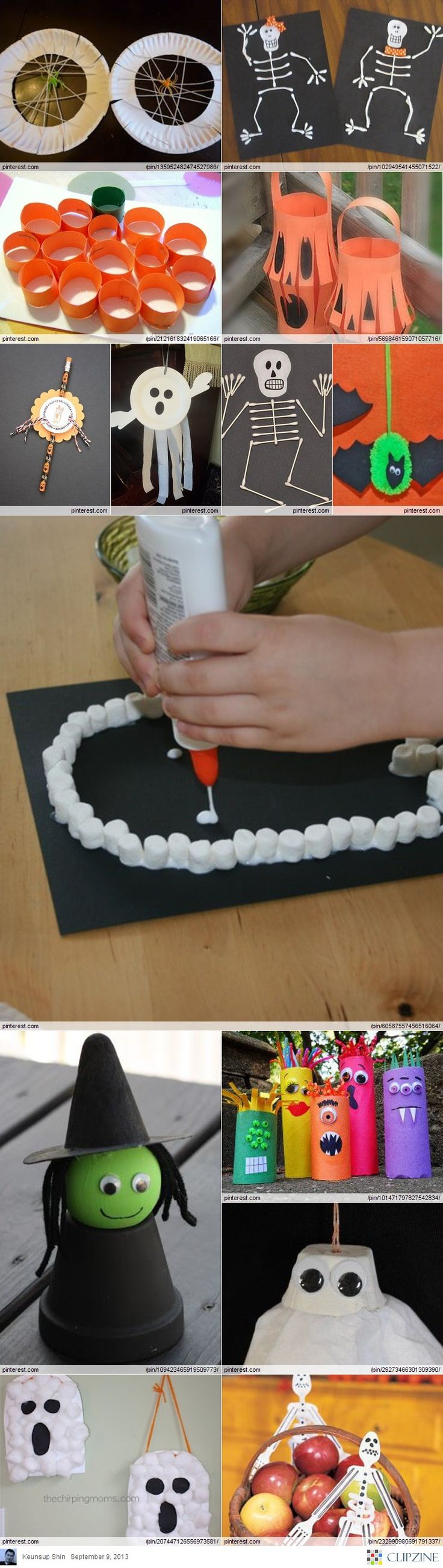 So cool Halloween crafts for Kids