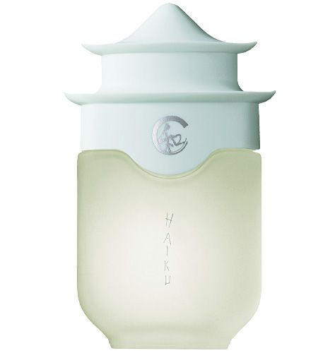 Haiku is one of Avon's most bestselling scents.  The bottle has an Asian vibe but the scent is actually a fresh combination of citrus/musk/pomegranate.