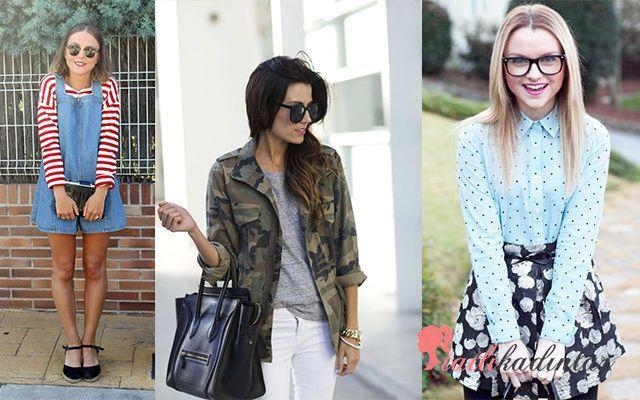 Popülerliğini Asla Yitirmeyen Moda Ürünleri #moda #popüler #giyim #modaürünleri #baskı #baskımodası #puantiyeli #kamuflaj #çizgililer #etek #elbise