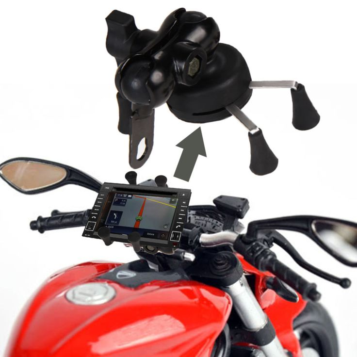 Universal Bike Bicycle Motorcycle Handlebar Mount Holder Phone Holder with USB Charger for Iphone 5s 6 6s plus Galaxy s4 s5