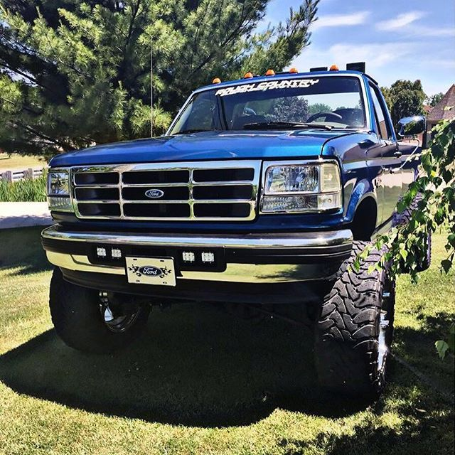Can't wait for fort street cruise this upcoming weekend! #liftedlife #lifted…