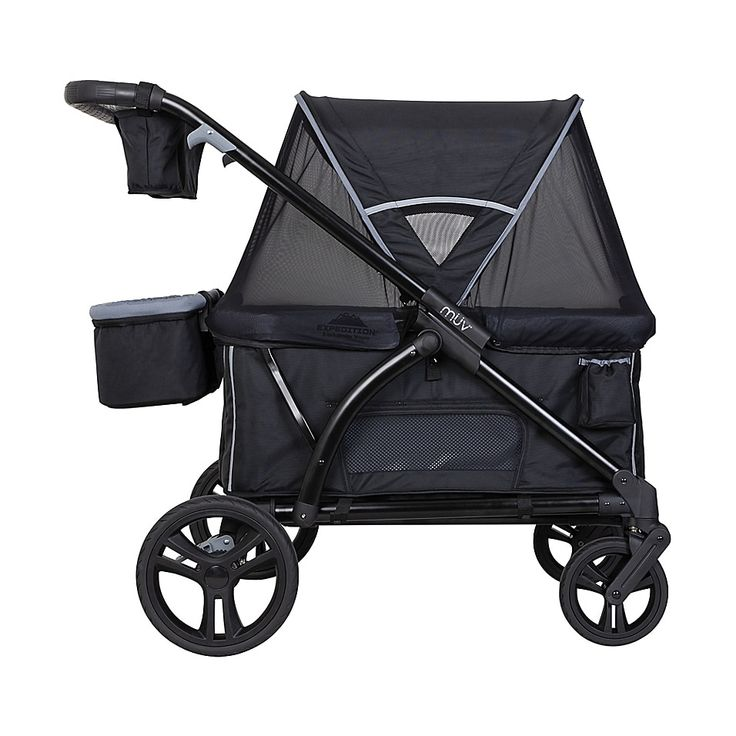 Baby Trend® Muv® Expedition® 2in1 Double Stroller Wagon
