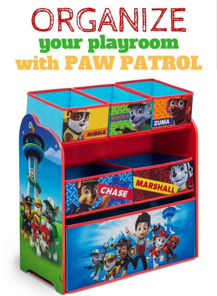 Home Organization Ideas Awesome Organizer For Kids Toys Apartment Therapy Paw Patrol Multi