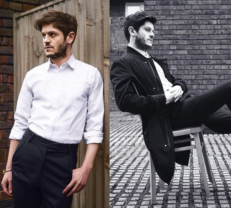 More pictures of Iwan Rheon for The Laterals!  by got_insider
