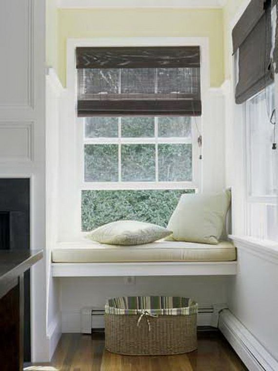Window Seat Designs | Modern Window Seat Design Ideas