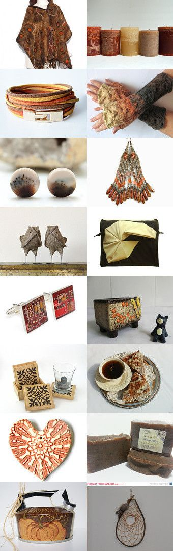 Autumn Friday by Agnieszka on Etsy--Pinned with TreasuryPin.com