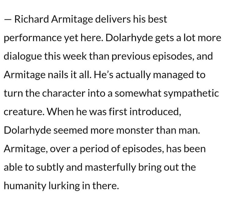 .@RCArmitage #Hannibal review http://www.cutprintfilm.com/tv/hannibal-review-3-11-and-the-beast-from-the-sea/… #RichardArmitage keeps surpassing himself each episode!