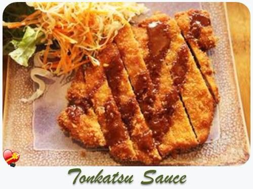 Delicious local style Tonkatsu Sauce recipes. Get more local style recipes here. http://www.ilovehawaiianfoodrecipes.com/recipes/tonkatsu-sauce/