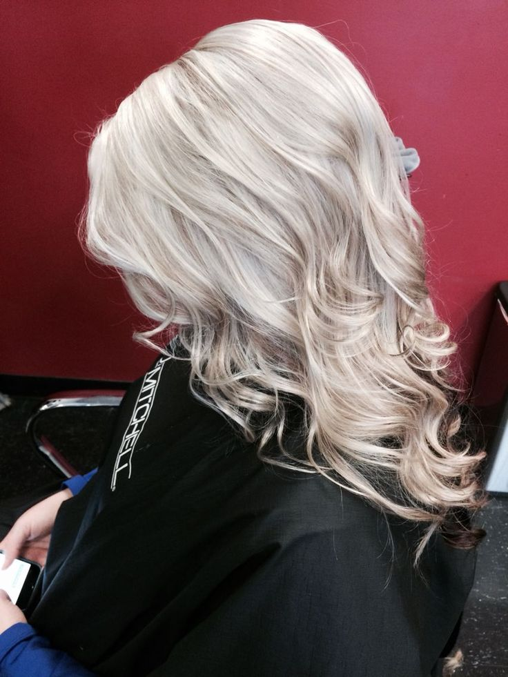 Pin By Sandy Airhart On Hair Ice Blonde Hair Platinum