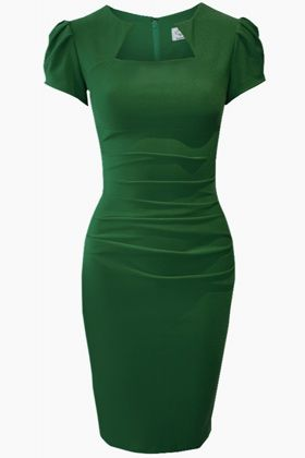 FairyGothMother - dv-alexandra Curve-contouring style dress.