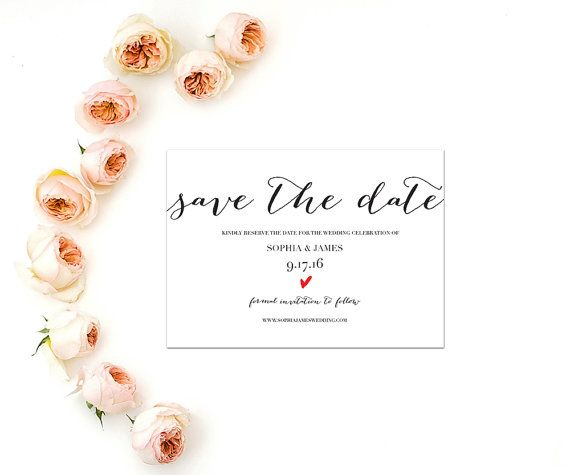 The 25+ best Printable save the date envelopes ideas on Pinterest - save the date template