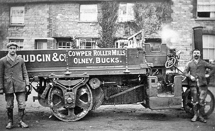 Gudgin's Steam Lorry