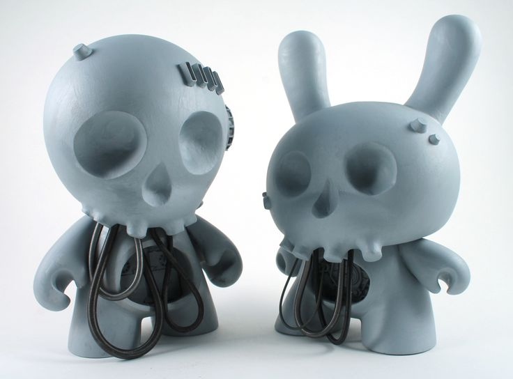 designer toys Follow artist thomas troisch as he takes you through his vinyl toy design process with his capt quint project for further details and more check out www.