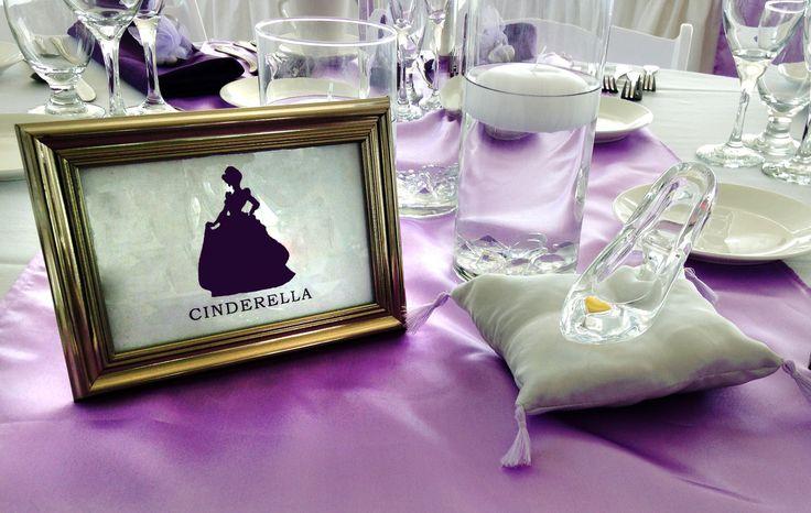 Cinderella Centerpiece | Pauleenanne Design