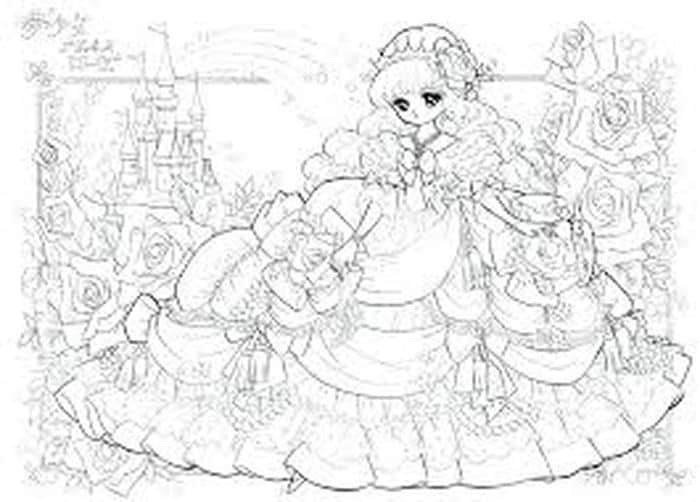 Anime Love Coloring Pages Love Coloring Pages Anime Drawing Books Disney Princess Coloring Pages