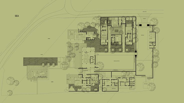 site-Plan-The Bali Villas