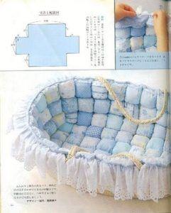 Детское одеяло или матрасик в коляску (Квилтинг)
