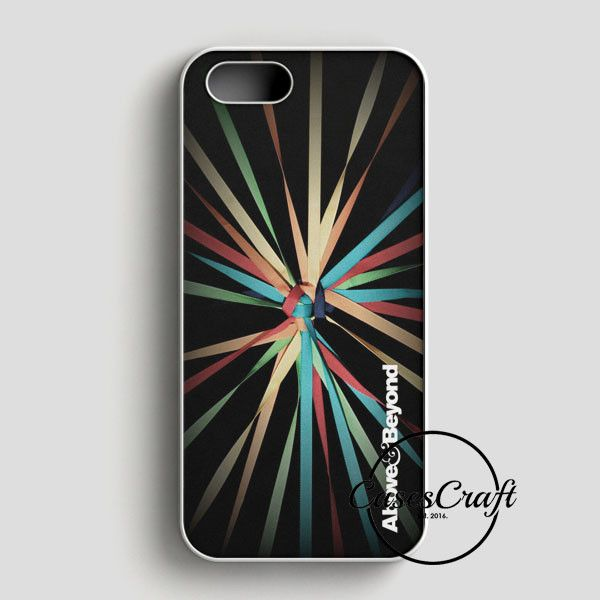 Above And Beyond Group iPhone SE Case   casescraft