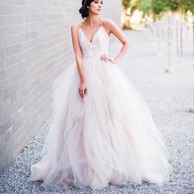 74 best Hayley Paige images on Pinterest | Wedding frocks, Hayley ...