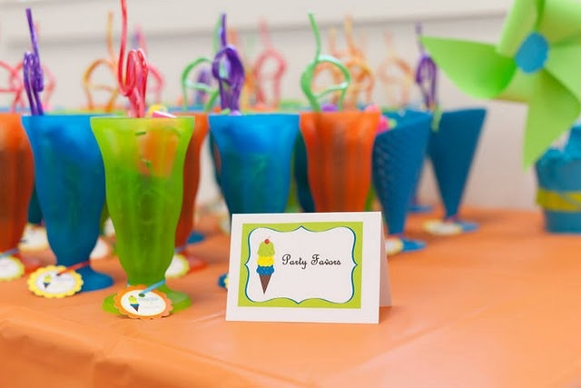 Candyland Party Drinks