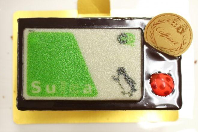 """あっ、Suica「Suicaのペンギン」がケーキになったよ! 東京駅""""エキナカ""""のクリスマスケーキ2016"""