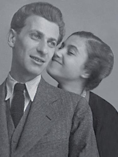 Radnóti Miklós + Gyarmati Fanni