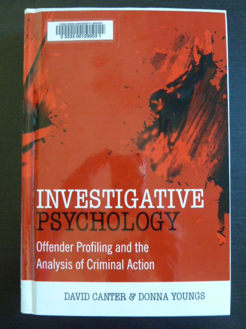 45 best social learning theory images on pinterest social investigative psychology offender profiling and the analysis of criminal action by david v canter sciox Choice Image