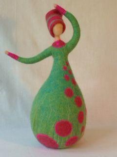 vrouw groen 3
