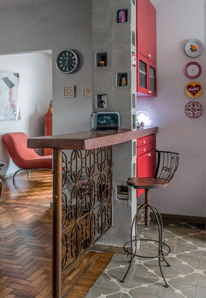 Casa dos anos 60 em MG / Fernanda Goulart e João Mauricio Andrade Goulart #concrete