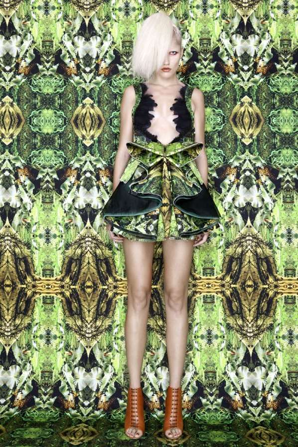 tribal fashion editorial   From Eclectic Tribal Editorials to Futuristic Amazonian Fashion