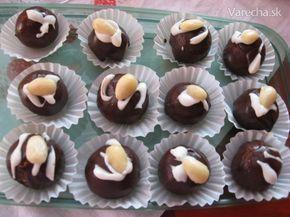 Nedeľná rýchlovka aneb gaštanové guličky - Recept