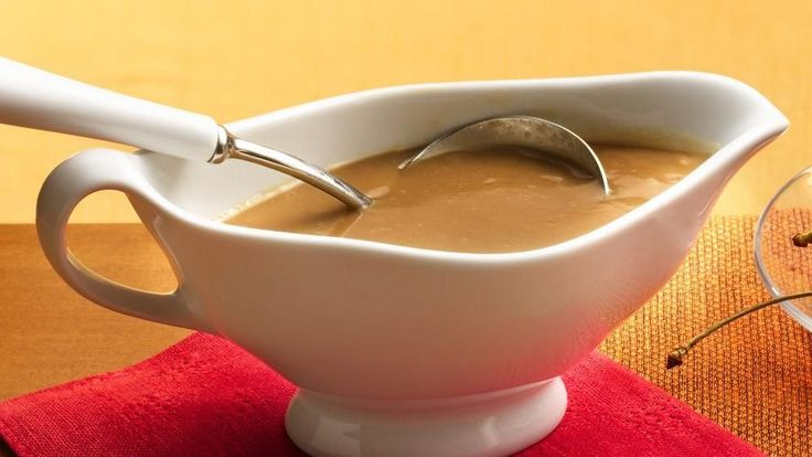 La meilleure recette de sauce gravy au monde est maintenant disponible sur le net.