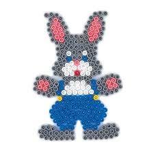 Afbeeldingsresultaat voor strijkparels konijn
