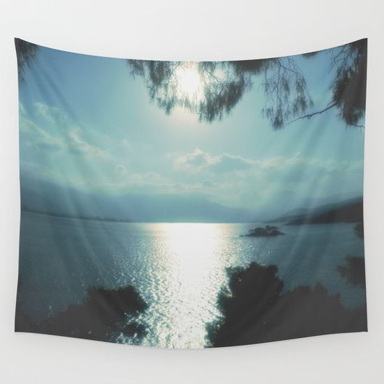 25% OFF + FREE SHIPPING ON ALL WALL TAPESTRIES - SALE ENDS TONIGHT AT MIDNIGHT PT.Beautiful Sunset Wall Tapestry by Augustinet. Worldwide shipping available at Society6.com. Just one of millions of high quality products available.