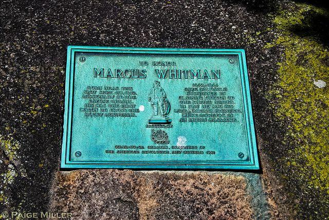 Marcus Whitman Memorial