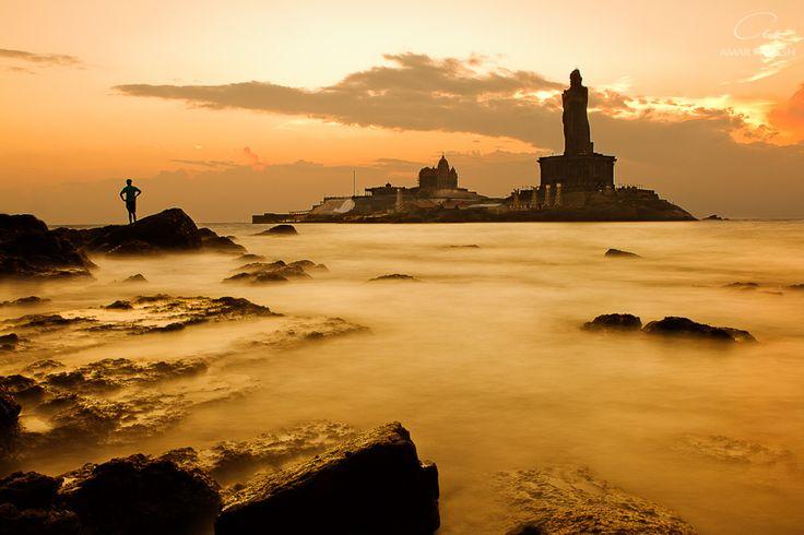 Thiruvalluvar Status, Kanyakumari
