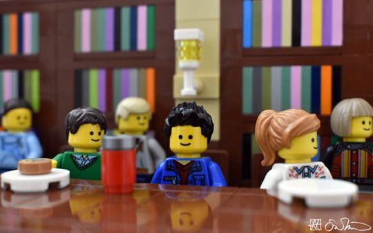 Lego Grad Student