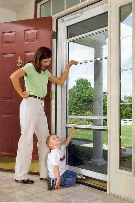 Best 25 Storm doors with screens ideas on Pinterest Custom