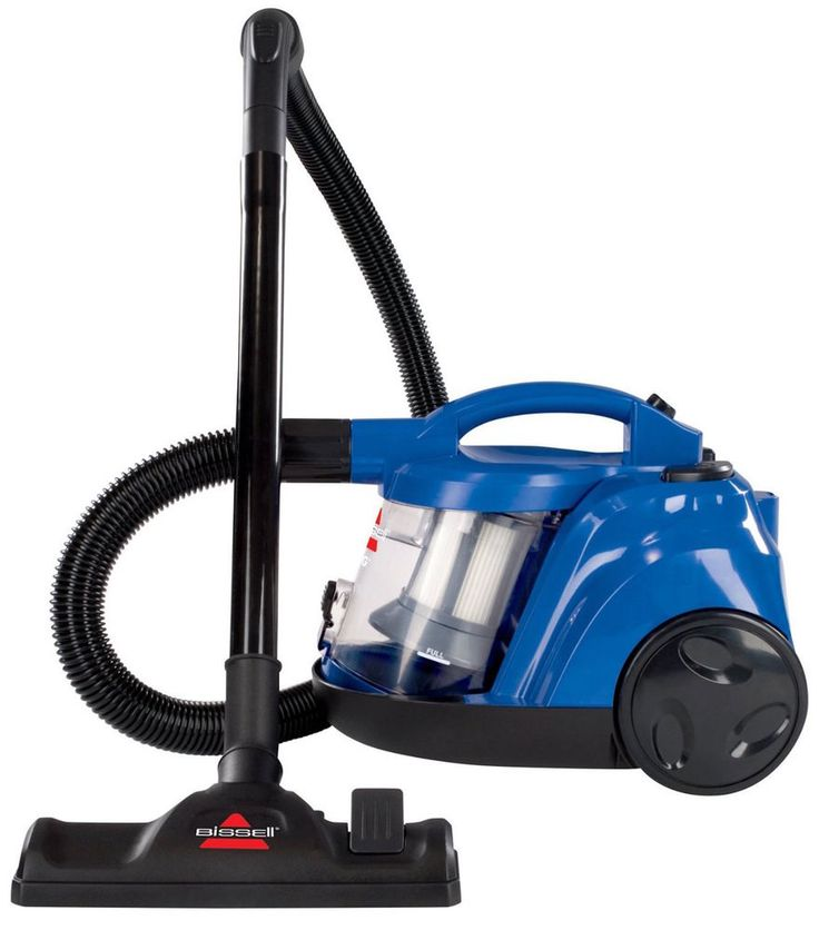 Bagless Vacuum For Pet Hair Cleaner Canister Bissell