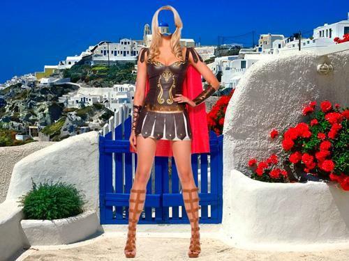 Греческие римские костюмы для фотошопа