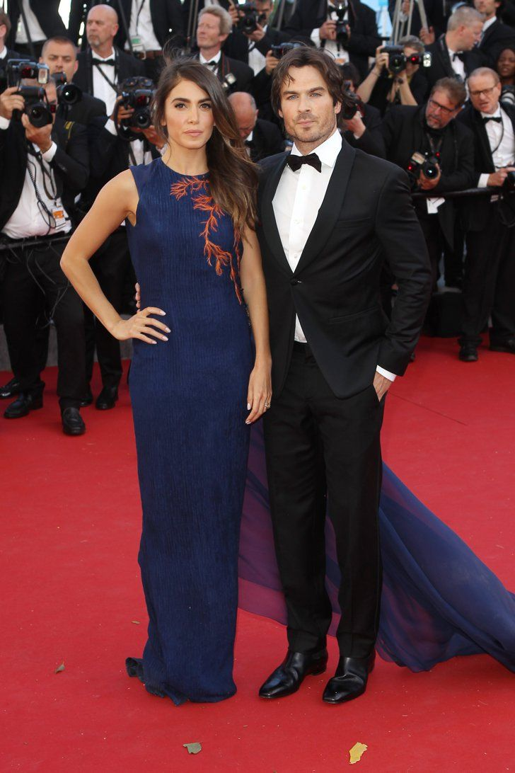 Pin for Later: Nikki Reed and Ian Somerhalder Bring Their Newlywed Status to Cannes