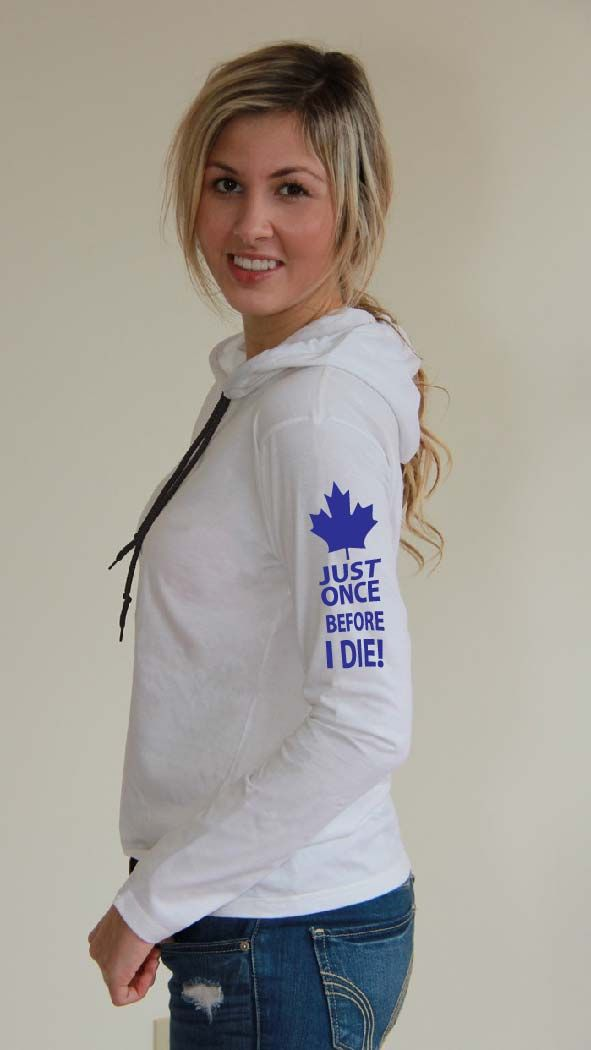 Just Once Before I Die! - Loose Goose Canada