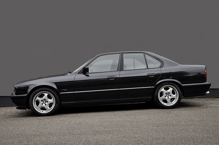 BMW E34. Great car
