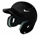 Nike Show Batting Helmet (Black, Osfm) - http://www.learnhitting.com/baseball-equipment-deals/nike-show-batting-helmet-black-osfm/