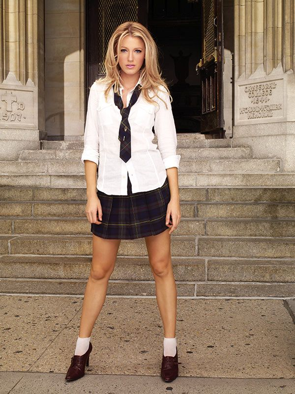 Blake Lively Disses 'Gossip Girl':  I'm Not Proud Of Serena van der Woodsen